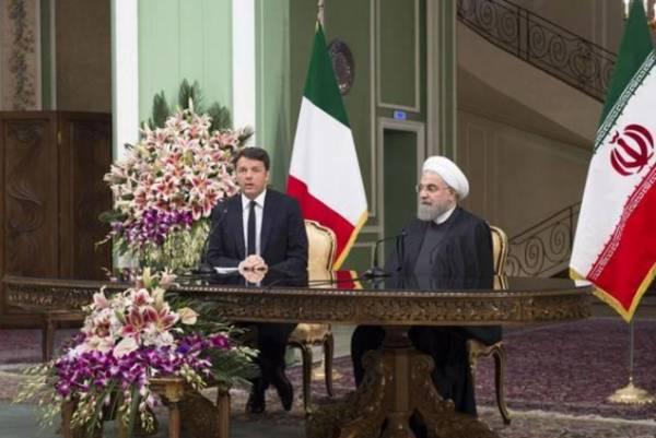 Италия займется созданием высокоскоростных железных дорог в Иране
