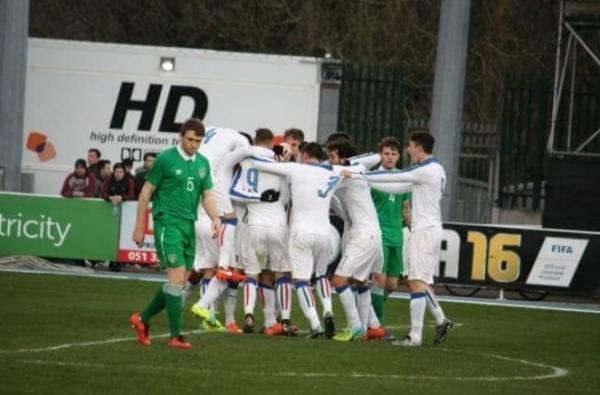 Ирландия U-21 – Италия U-21 1:4