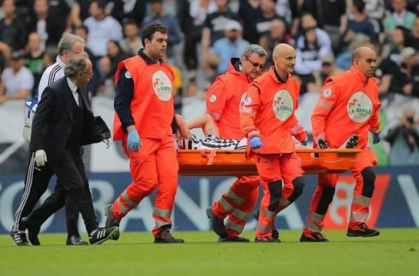 травма полузащитника «Ювентуса» и «скуадры адзурры» Клаудио Маркизио