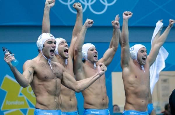Олимпийские страсти в бассейне итальянского Триесте