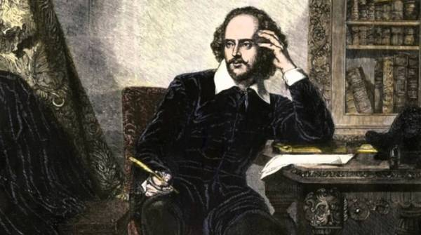 Шекспир на самом деле женщина?