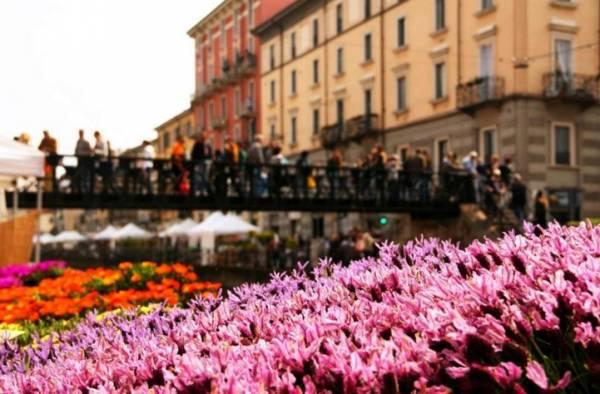 Ароматы весны в Милане