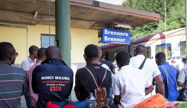 Австрия строит «мигрантский забор» на границе с Италией