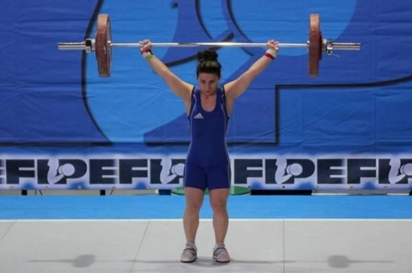 Дженни Пальяро, двукратная чемпионка Европы – 2013 и 2014