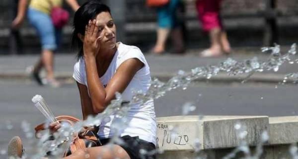 В Италии ожидают еще одно жаркое лето