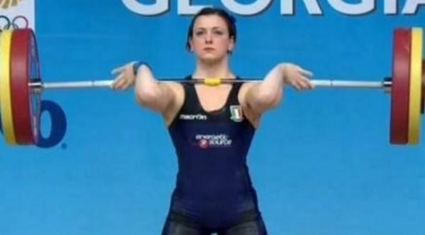 Джорджия Бординьон, бронзовый призер чемпионата Европы- 2015