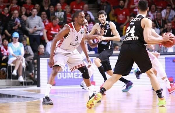 Широкий шаг к финалу Кубка Европы баскетбольного клуба из Тренто