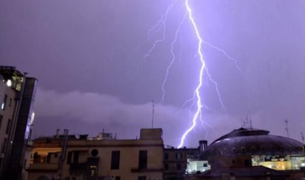 Желтый уровень опасности объявлен в десяти итальянских регионах
