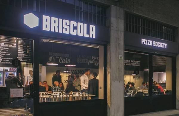 Briscola - Pizza Society – Милан