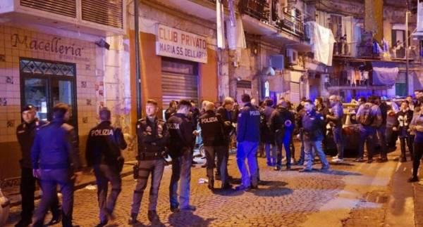 Неаполь: перестрелка на улицах города унесла жизни двоих человек