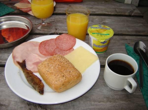 Финский завтрак