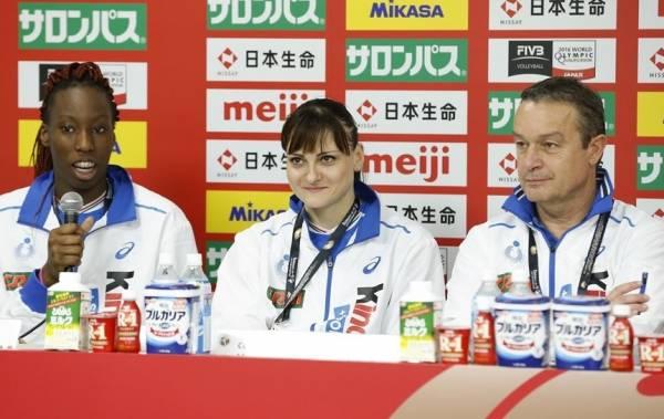 Марко Бонитта, главный тренер сборной Италии