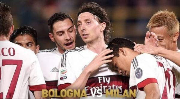 Болонья – Милан 0:1