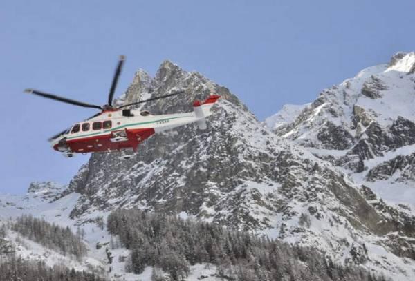 Лавина убила двух итальянских горнолыжников