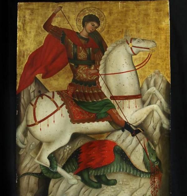 Выставка картин коллекции итальянского мафиози