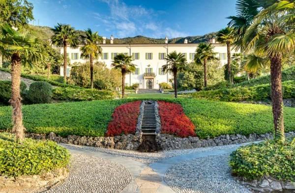 Мэрайя Кэри арендовала дом на итальянском озере Комо