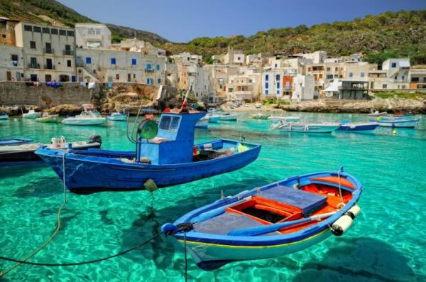 Красоты повсюду. Горы или море в Италии практически повсюду