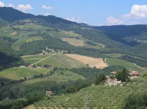 живописных пейзажей тосканской провинции Сиена