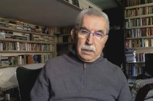 Политический деятель Джульетто Кьеза написал книгу «Путинофобия»
