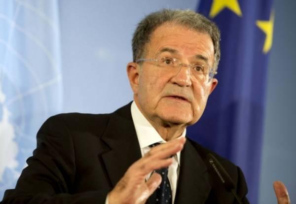 Экс-глава Еврокомиссии и экс-премьер Италии Романо Проди