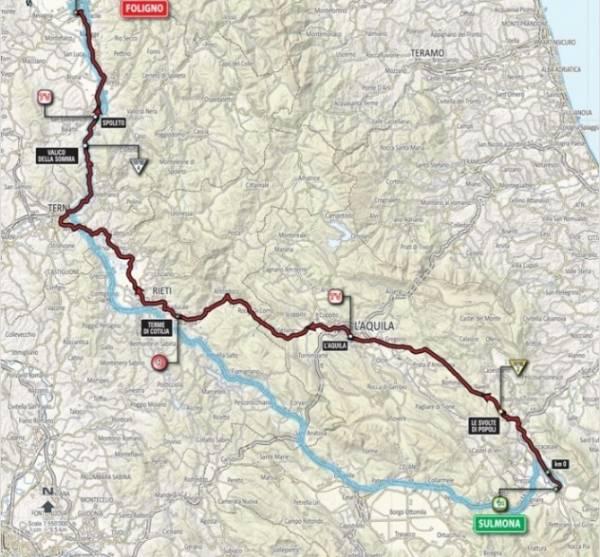 Хет-трик команды Lotto Soudal на велогонке Джиро ди Италия