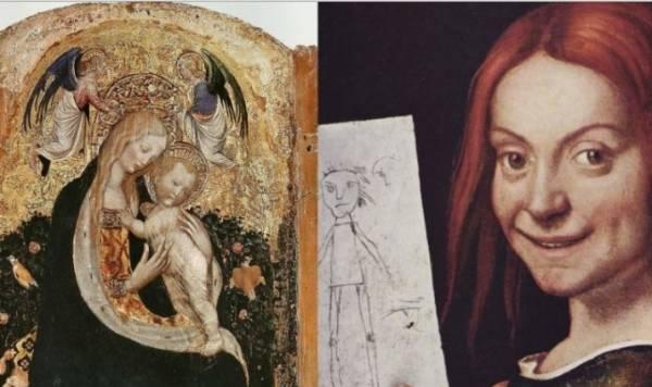 Шедевры, украденные в Вероне, найдены на Украине