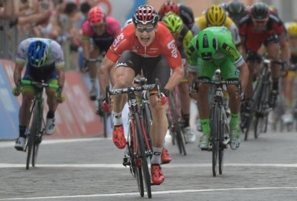 33-летний немецкий гонщик Андре Грайпель