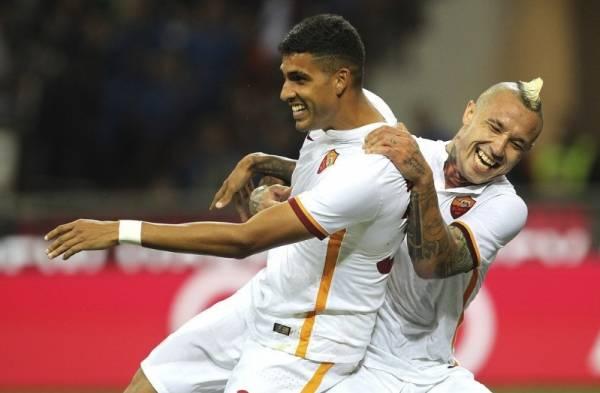 Милан – Рома 1:3