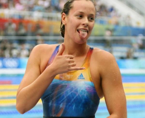 олимпийской чемпионки Федерики Пеллегрини