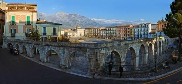 прекраснейших городов региона Абруццо – Сульмоне
