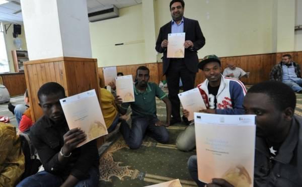 Турин: Конституцию Италии перевели на арабский язык