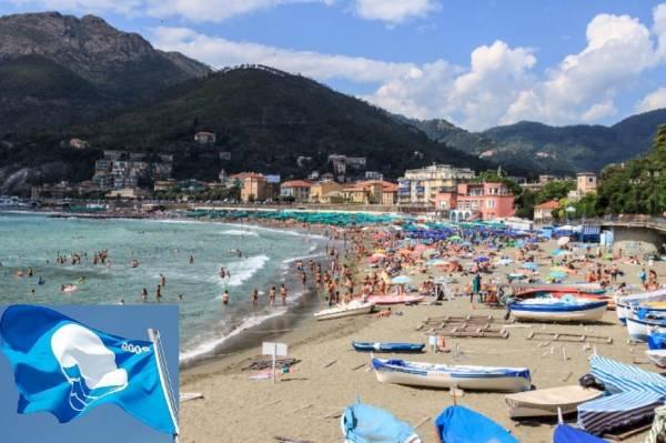 293 итальянских пляжа получили Голубой флаг