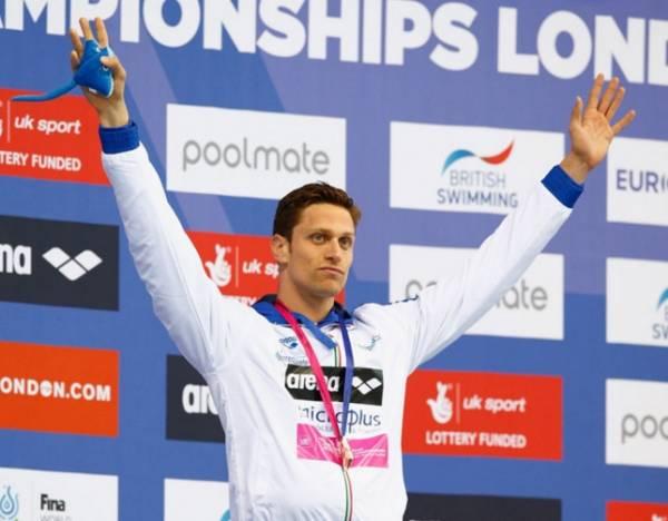 Двукратным чемпионом Европы в Лондоне стал стайер Грегорио Палтриньери