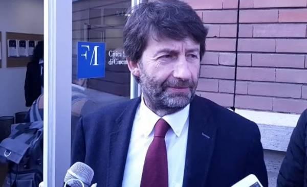 Министр культуры Италии Дарио Франческини