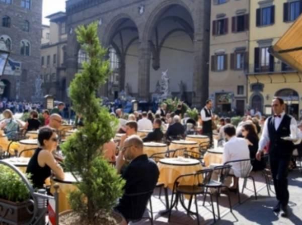 Самое любимое развлечение итальянцев – посиделки с друзьями