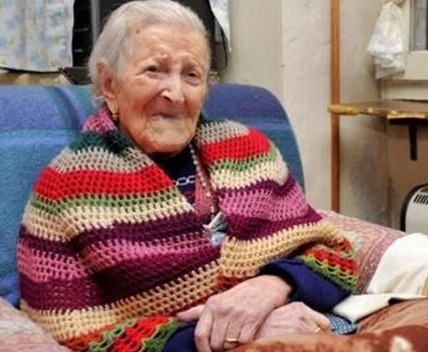 Итальянка стала последним человеком, который родился до 1900 года