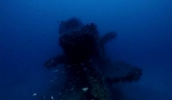 В Италии найден призрак Второй мировой войны