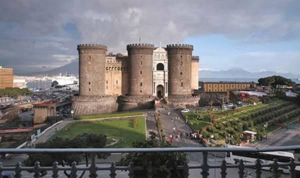 Неаполитанский бал в Анжуйском замке
