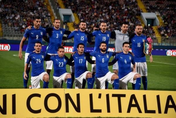 До чемпионата Европы сборной Италии предстоит еще одна контрольная игр
