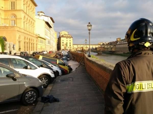 Сколько будет стоить ремонт набережной Флоренции?