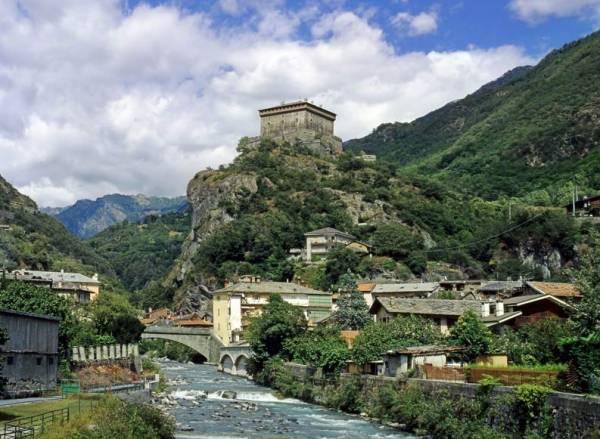 Хуже всего в Италии живется в регионе Валле-д'Аоста