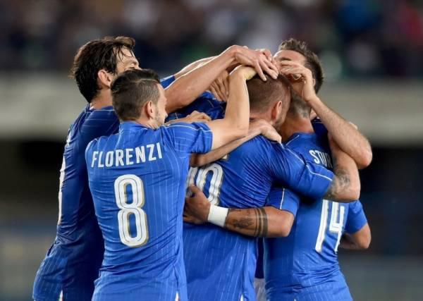 Сборная Италии завершает подготовку к Евро