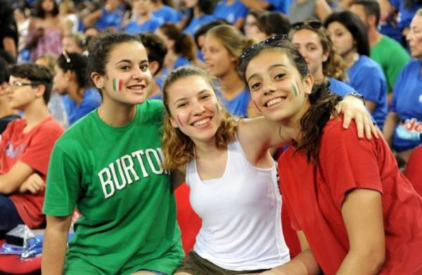 Заключительный тур Мировой Лиги сборная Италии проведет в Тегеране