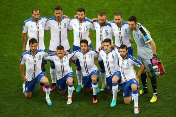 На Евро- 2016 стартовала сборная Италии. Старт удался!