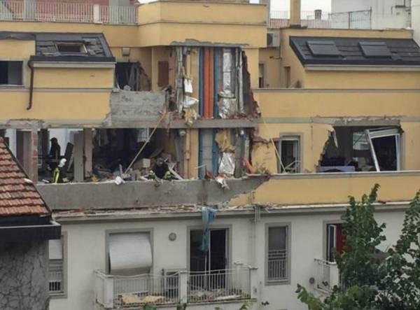 Месть бывшей заставила мужчину взорвать жилой дом
