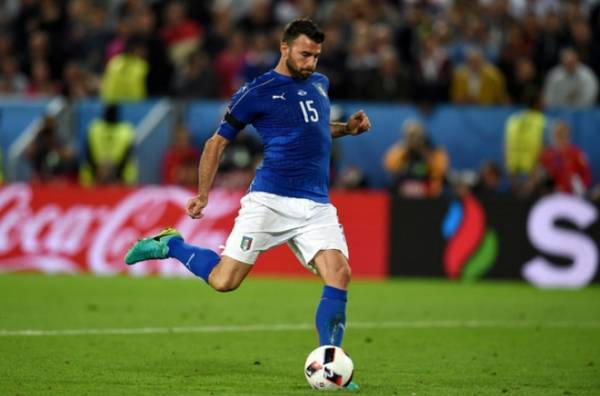 Андреа БАРДЗАЛЬИ, защитник сборной Италии