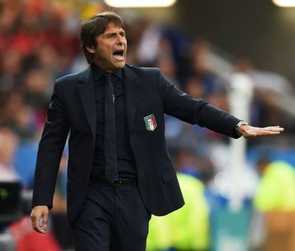 Хорошим получился матч, цитирует Антонио Конте Football Italia