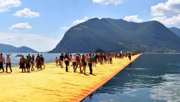 Гулять по воде теперь можно в Италии