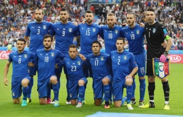 Сборная Италии, немного передохнув после стартового рывка
