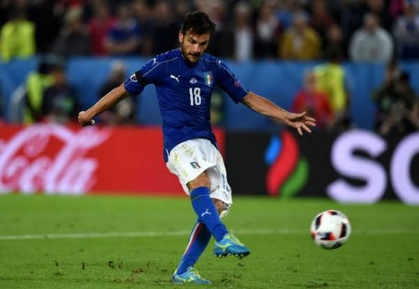 Марко ПАРОЛО, полузащитник сборной Италии